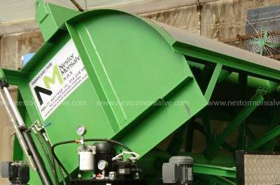 planta compostadora