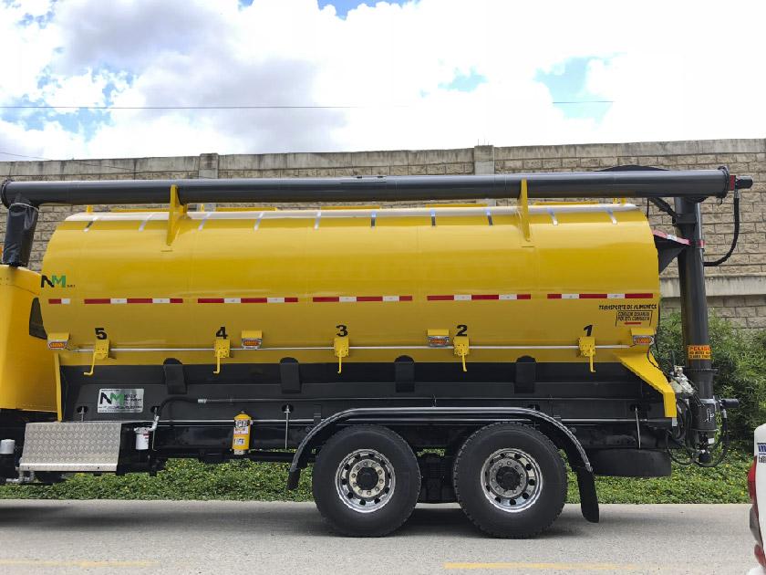 camion granelero nestor monsalve
