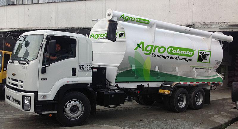 tanque granelero colombia