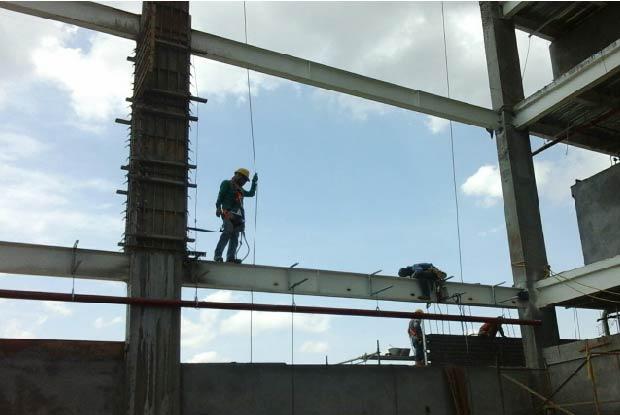 construccion estructura metalica